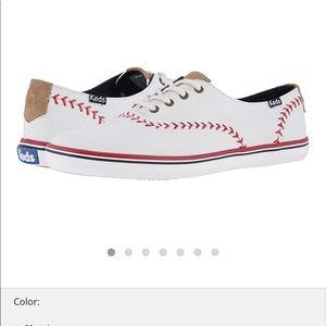 Keds Champion Pennant Baseball Sneakers